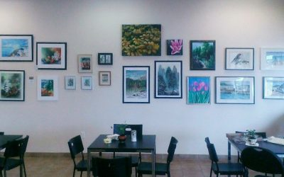 2015 Members Show at RH Deli Cafe